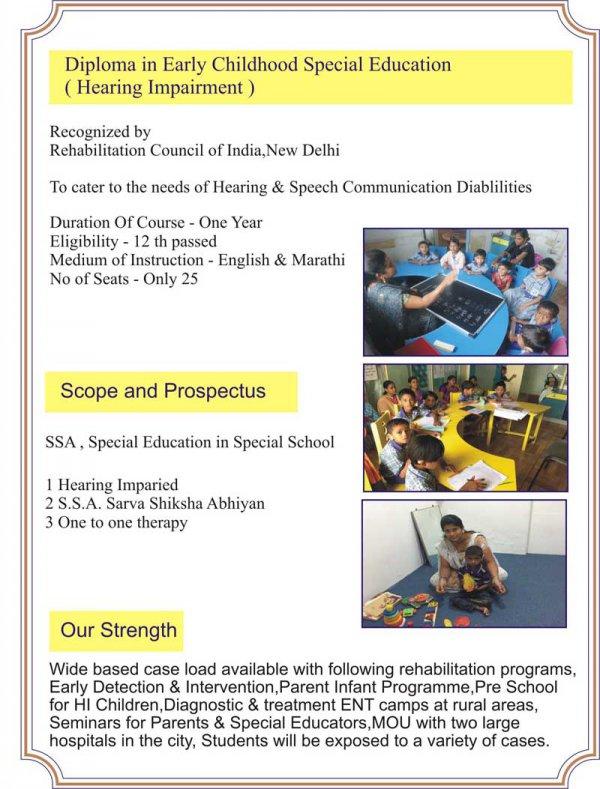 hearing impairment education